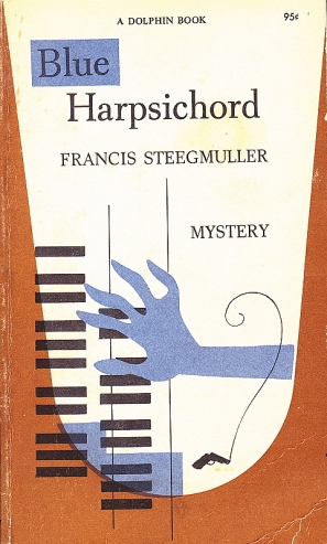 Blue Harpsichord